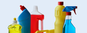 Photo of chemicals, consumables Cleancare hire
